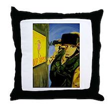 Women Veterans Throw Pillow