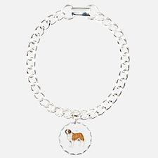 St. Bernard Dog Bracelet