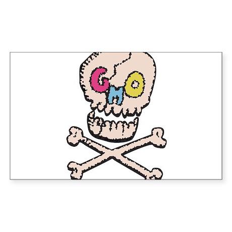 Say no to GMO / Label GMO Sticker
