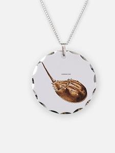 Horseshoe Crab Necklace