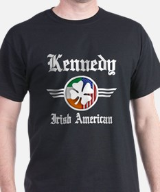 Irish American Kennedy T-Shirt