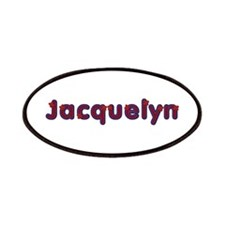Jacquelyn Red Caps Patch