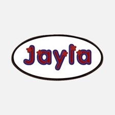 Jayla Red Caps Patch