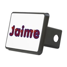 Jaime Red Caps Hitch Cover