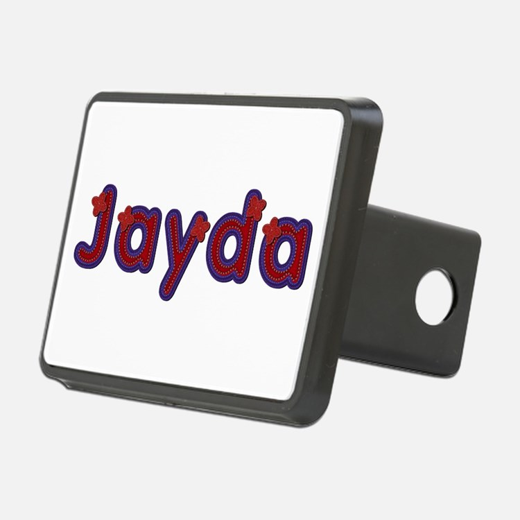 Jayda Red Caps Hitch Cover