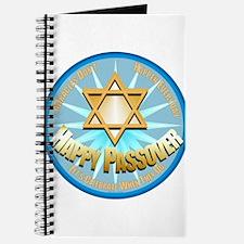 Happy Passover Journal