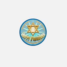 Happy Passover Mini Button