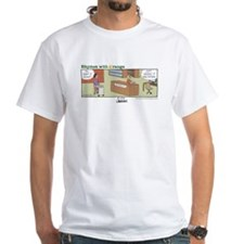 City Librarians White T-Shirt