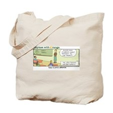 The Class Opener Tote Bag