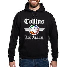 Irish American Collins Hoodie