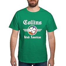 Irish American Collins T-Shirt