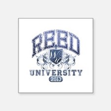 Reed last Name University Class of 2013 Sticker