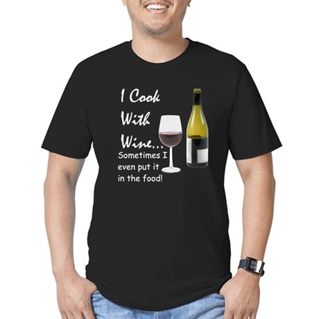 Cook with Wine T-Shirt