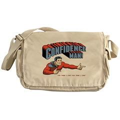 Confidence Man! Messenger Bag