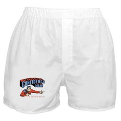 Confidence Man! Boxer Shorts
