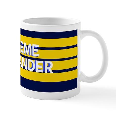 Cabin Pressure: Supreme Commander Mug