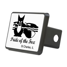 Pride of the Fox Hitch Cover