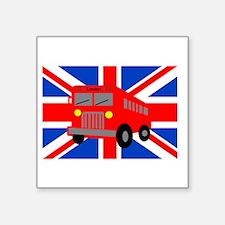Bus in London Sticker