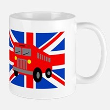 Bus in London Mug