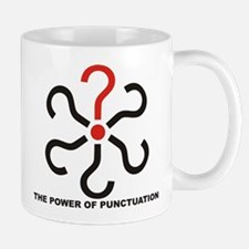 The Power of Punctuation 3 Mug