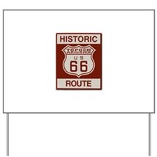 Topock Route 66 Yard Sign