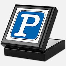 Parking Keepsake Box