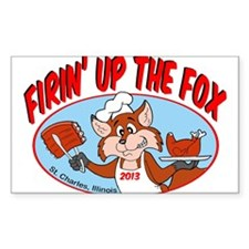 Pride Fox Decal