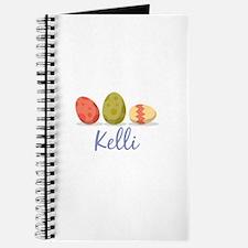 Easter Egg Kelli Journal