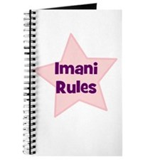 Imani Rules Journal
