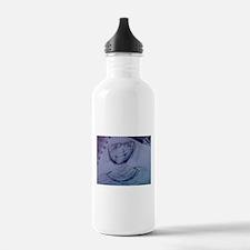 cross eye Water Bottle