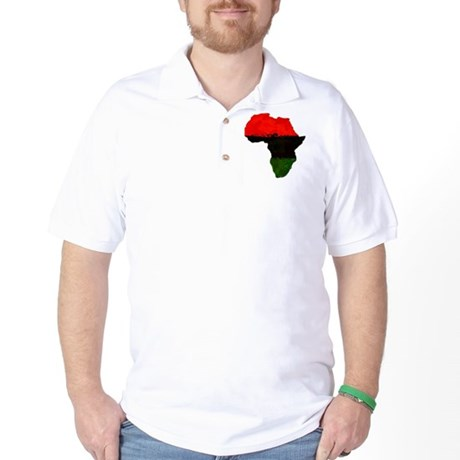 afrika_liquid Golf Shirt