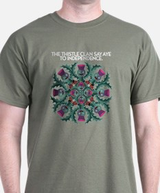 Thistle Clan T-Shirt