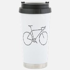 Word Bike Travel Mug