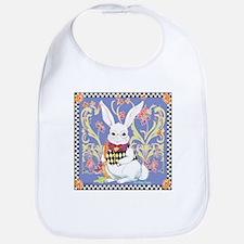Mr. Funny Bunny Bib