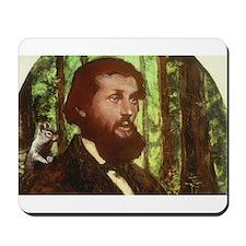 John Muir Mousepad