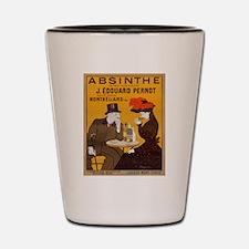 Absinthe Edouard Pernot Shot Glass