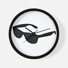 Cool Shades Wall Clock
