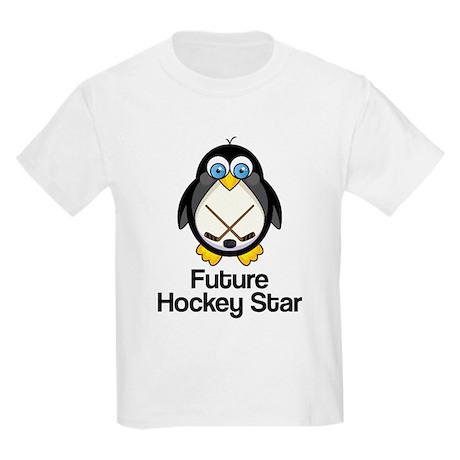 Future Hockey Star Kids Light T-Shirt