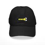 One Way Black Cap