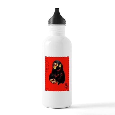 1980 China Gengshen Year of Monkey Stamp Water Bot