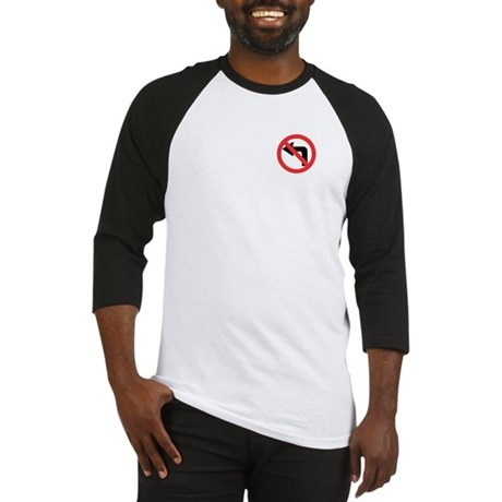 No Left Turn Baseball Jersey