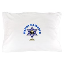 Jewish Star Passover Pillow Case
