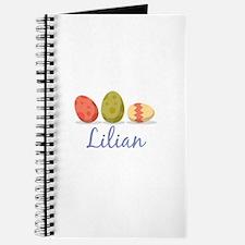 Easter Egg Lilian Journal