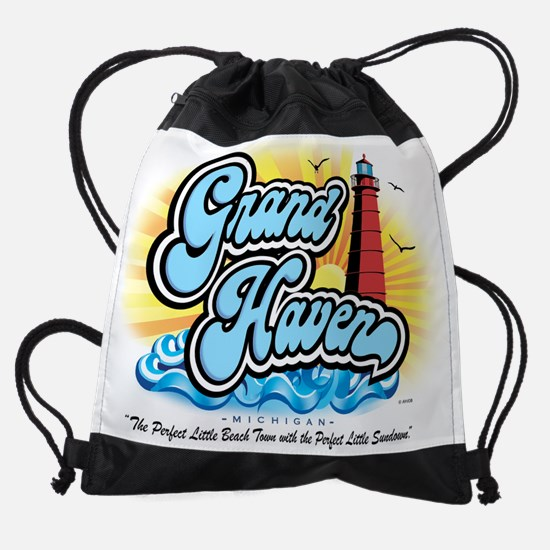 GRAND HAVEN Drawstring Bag