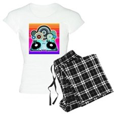 DJ Turntable and Balls Pajamas