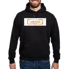 Orange Lost Boys Logo Hoodie