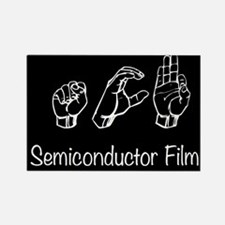 semiconductor Film black Rectangle Magnet