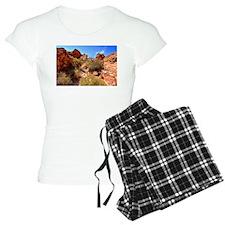 Calico Red Rock Pajamas