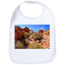 Calico Red Rock Bib