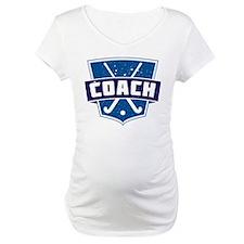 Field Hockey Coach (blue) Shirt